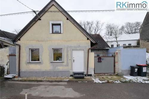 Einfamilienhaus mit kleinen Eigengrund