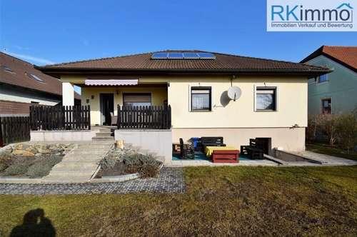 Gepflegtes neuadaptiertes Einfamilienhaus mit großer Terrasse und 757 m² Eigenrund in Ruhelage