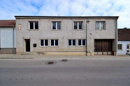 Renovierungsbedürftige Liegenschaft (ehem. Gasthaus) mit 2.527 m² Gesamtgrund