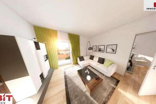 Erdgeschosswohnung+Garten+Terrasse