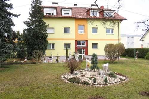 Geräumige Wohnung inkl. Balkon und Gartenbereich