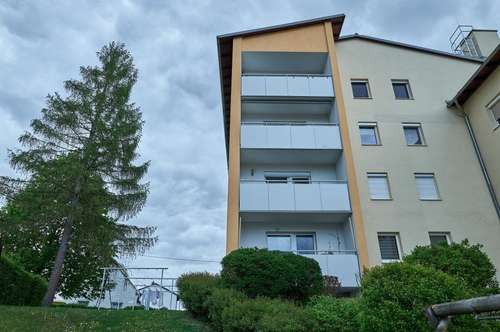 2 Zimmerwohnung in beliebter Siedlungslage inkl. Balkon