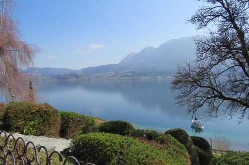 Traumimmobilie am Attersee!