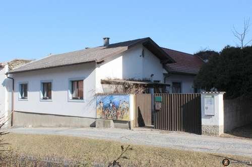 Stadtschlaining: Einfamilienhaus mit Zimmervermietung