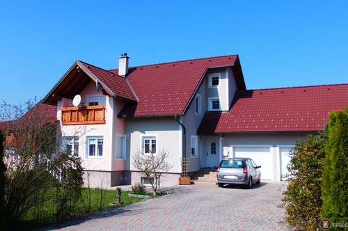 Golf-Thermenregion Stegersbach - repräsentative Wohnimmobilie