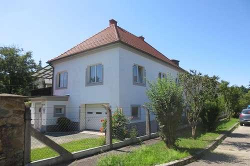 Gepflegtes Einfamilienhaus am Fuße des Geschriebensteins - beziehbar ab Frühjahr 2020