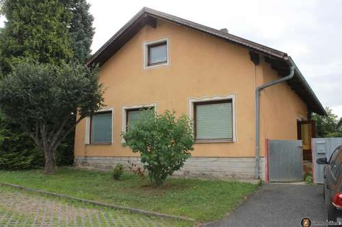 Kleines Haus in Stegersbach!