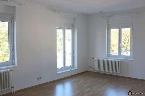Bad Tatzmannsdorf - Zentrum: Mietwohnung im 1. Stock