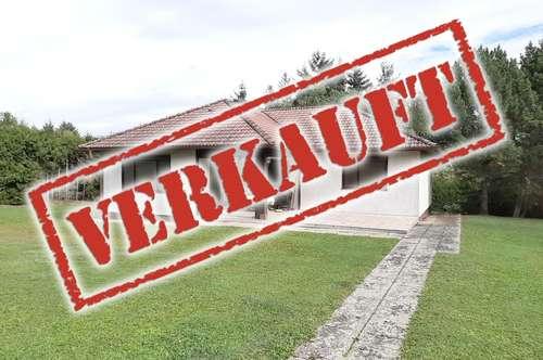 ERFOLGREICH VERMITTELT - Stadtschlaining: Einfamilienhaus mit traumhaftem Garten