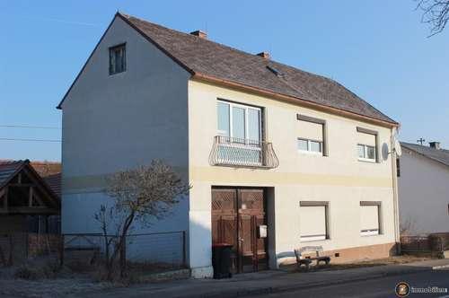 Bezugsfertiges Einfamilienhaus mit Stadl