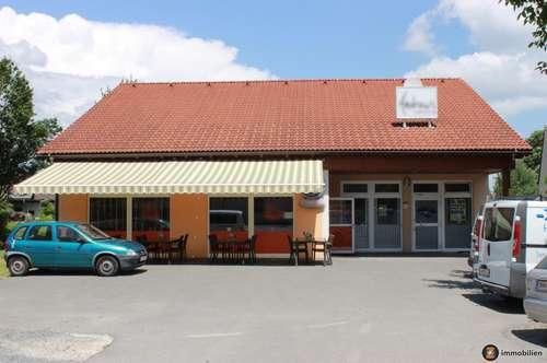 Pizzeria und Café Haus zu verkaufen in der Nähe von Oberwart