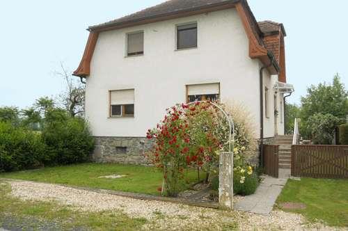 Nähe Oberwart: Einfamilienhaus in ruhiger Lage