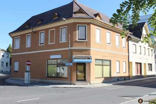 2 Liegenschaften im Zentrum der Golf- u. Thermengemeinde Stegersbach