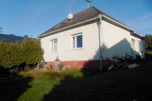 Gemütliches Einfamilienhaus in der Weinregion Südburgenland