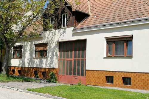 Landhaus mit Wirtschaftsräumen und Stadl - für Tierhaltung geeignet!