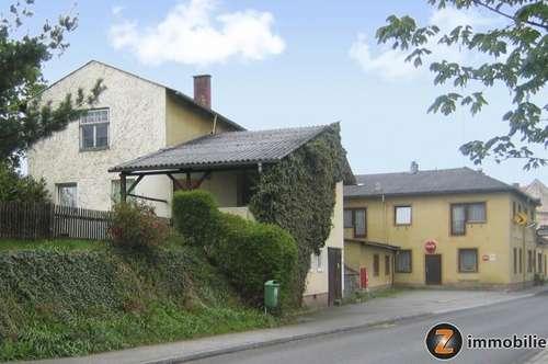Waldviertel: Gasthof mit Landwirtschaft