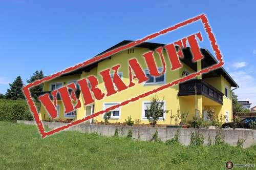 ERFOLGREICH VERMITTELT - Wohn- bzw. Renditeobjekt in ruhiger Aussichtslage
