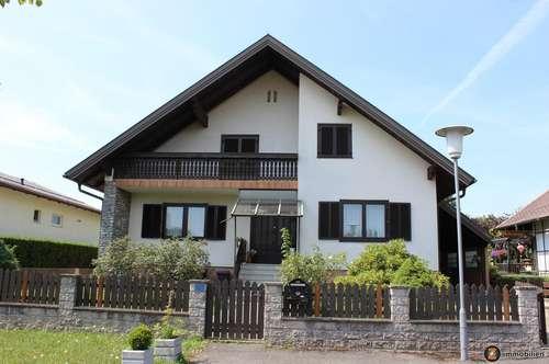 Oberwart: Bezugsfertiges Einfamilienhaus in Ruhelage