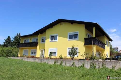 Bad Tatzmannsdorf: Wohn- bzw. Renditeobjekt in ruhiger Aussichtslage
