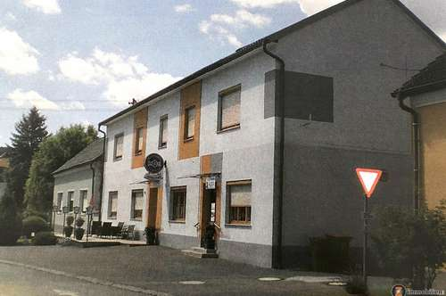 Arbeiten und Wohnen - Wohnhaus mit Gaststätte
