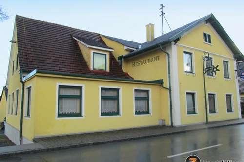Nähe Pinkafeld: Gutgehender Landgasthof mit Wohnmöglichkeit