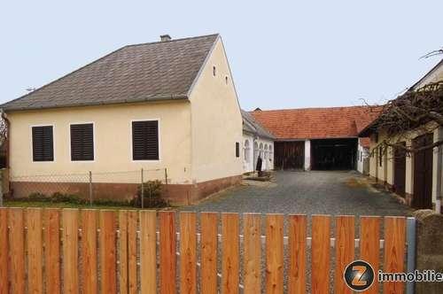 Uriges Bauernhaus mit Arkaden!