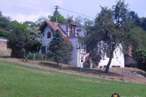 Neuhauser Hügelland - Ruhiges Wohnhaus mit Südblick