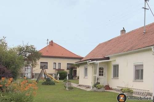 Zwei bezugsfertige Häuser auf großem Grundstück!