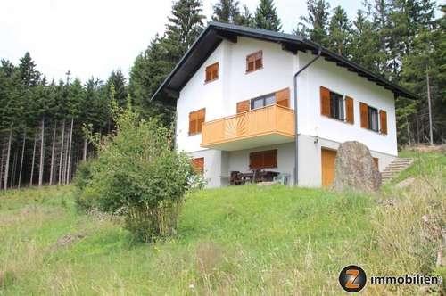 Traumhaft gelegenes Einfamilienhaus in absoluter Ruhelage zu vermieten