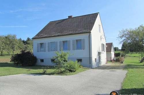 Nettes gepflegtes Einfamilienhaus Nähe Oberwart