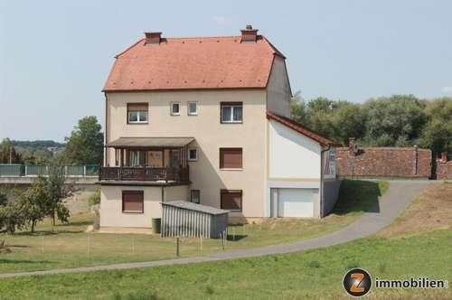 Güssing: Zweifamilienhaus mit Gewerbelokal