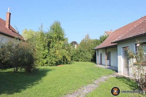 Rotenturm: Nettes Landhaus mit schönem Garten!
