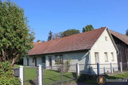 Nähe Oberwart: Nettes Landhaus mit schönem Garten!