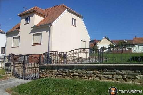 Schönes Einfamilienhaus in der Weinidylle Eisenberg!