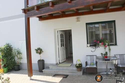 Oberwart: Sehr schöne, möblierte Wohnung im EG mit Gartennutzung