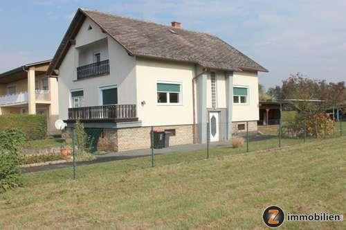 ÖKO Stadt Güssing: Großräumiges Wohnhaus mit Potential!