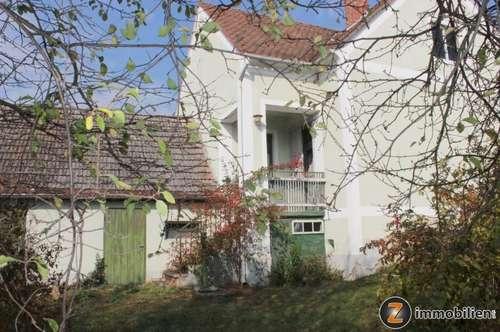 Bocksdorf: Sanierungsbedürftiges Wohnhaus mit Garten