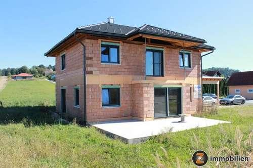 Neudauberg: Rohbau in schöner und ruhiger Lage