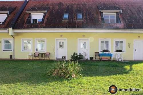 Nähe der Thermen- und Golfregion Stegersbach: 2-Zimmer Mietwohnung mit Garten