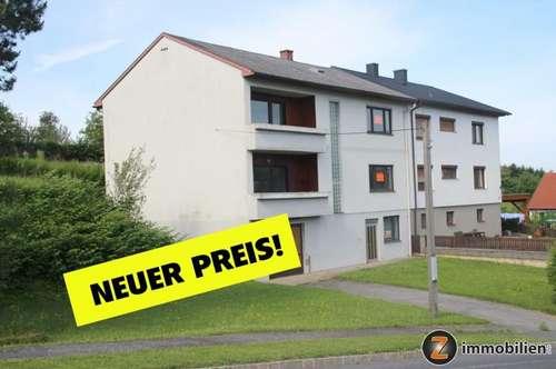 Großes Ein-Mehrfamilienhaus - NEUER PREIS!!!