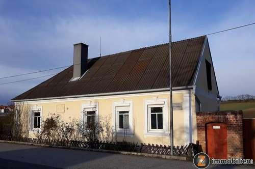 Ansprechendes Landhaus in Ortsrandlage mit Fernblick