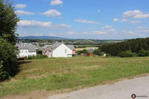 Oberwart: Grundstück in Aussichtslage!