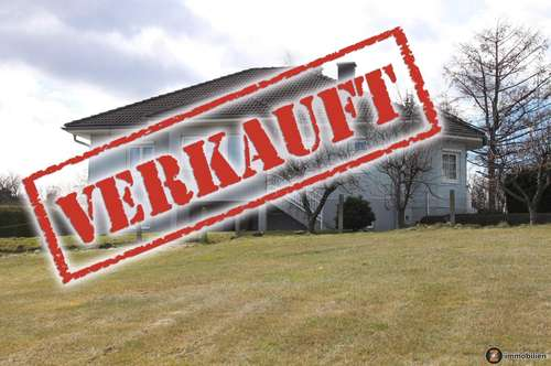 ERFOLGREICH VERMITTELT - Wunderschönes gepflegtes Einfamilienhaus mit herrlicher Aussicht!