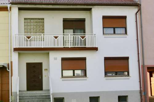 Großpetersdorf: Zentral gelegenes Einfamilienhaus!