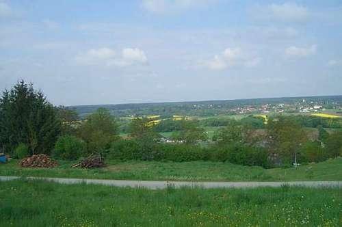 Thermenland Stegersbach: Baugrund in ruhiger Aussichtslage