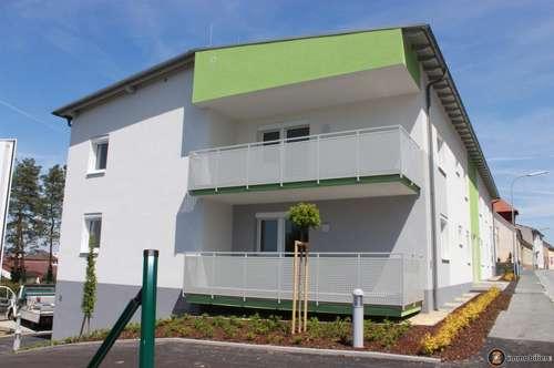 Güssing: Provisionsfrei! Erstbezug 2-Zimmer Mietwohnung (Mietkauf möglich)