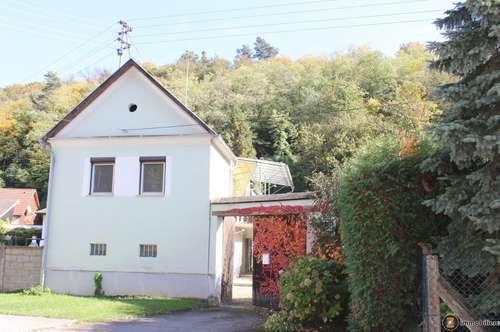 Rattersdorf: Ehem. Bauernhaus mit Nebengebäude in Ruhelage