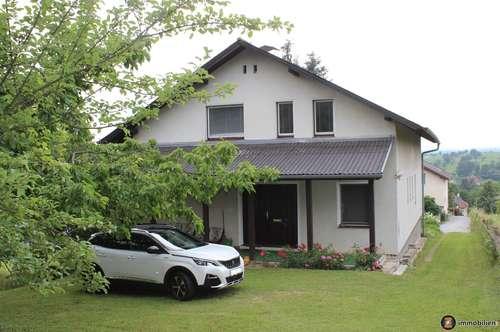 Einfamilienhaus in erhöhter Aussichtslage!
