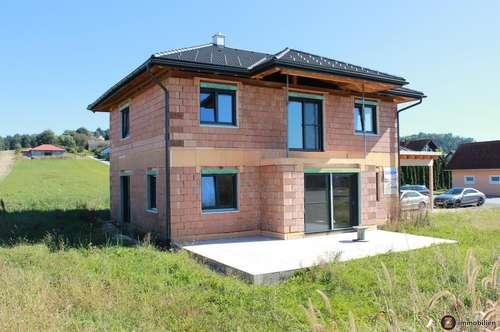Großzügiges Wohnhaus in ruhiger Lage wartet auf Fertigstellung