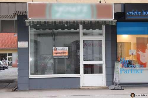 Oberwart Zentrum: Geschäftslokal zu vermieten